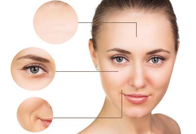 Das Veröden von Äderchen ist eine beliebte Anwendung bei Makeup The Face.