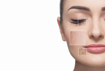 Buchen Sie eine Gesichtsbehandlung und genießen Sie die Anwendung.